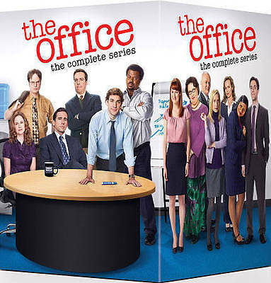 The Office,The Complete Series:DVD 38-Disc BOX Set,FREE SHIPPING, NEW.
