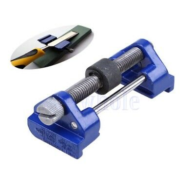 Metal Honing Guide Jig for Sharpening System Chisel Plane Iron Planers Blade WS
