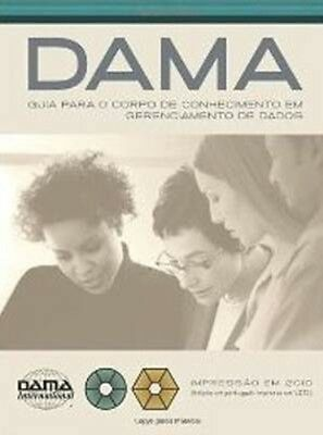 NEW Dama Guide To The Data Management Body Of Knowledge... BOOK (Paperback)