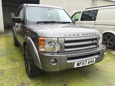 2007  Land Rover Discovery 3 Tdv6 Hse Fsh