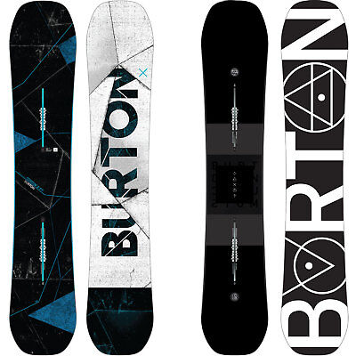 Burton Custom x Flying V Men's Snowboards FREERIDE FREESTYLE 2017-2018 NEW