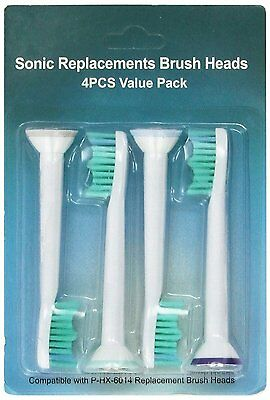 Generic Replacement Electric Toothbrush Heads Philips Sonicare P-HX-6014