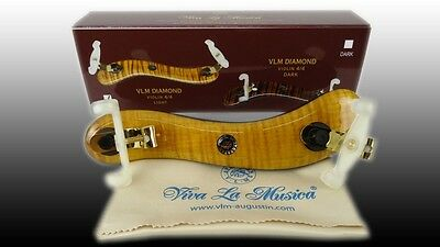 Viva La Musica DIAMOND Maple LIGHT Shoulder Rest 4/4 Violin Violin Shoulder Rest