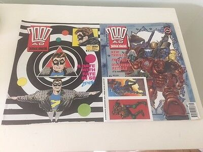 2000 AD Back Issues Progs 599-750