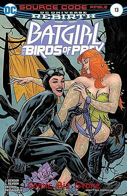 Batgirl And The Birds Of Prey #13 (2017) 1St Printing Dc Universe Rebirth