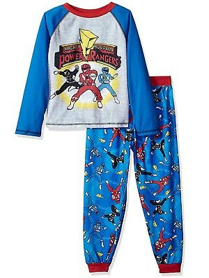 Power Rangers Boys Pajamas (Little Kid/Big Kid) K183301PW