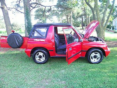 1996 Geo Other  1996 GEO TRACKER CONVERTIBLE JEEP SIDEKICK SUV  TOWING
