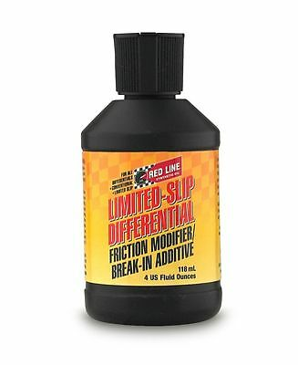 Red Line LSD Limited Slip Diff Friction Modifier Break In Additive 80301