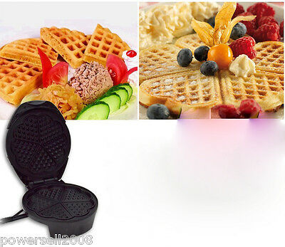 New Durable Household Nonstick Muffin Machines Scones Machine Waffle Makers