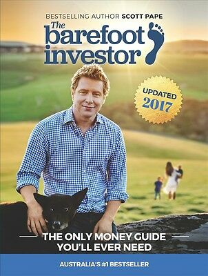 New The Barefoot Investor - Updated 2019 Edition By Scott Pape