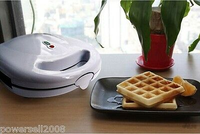 New White Waffle Cooking Pan Waffle Cooking Plates Baking Tools Cooking Tool