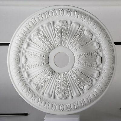 Arabella Ceiling Rose lightweight resin 51.5cm