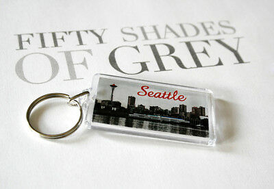 Fifty Shades Of Grey Darker Keychain Exclusive Replica Christian Anastasia Rare