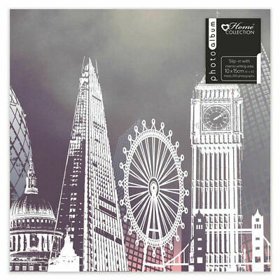 6'' x 4'' Slipin Photo Album Holds 200 Photos