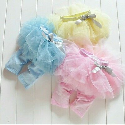 baby tutu  crop leggings cake smash photo  ages 6-9mth 12-18mth 18-24mth 3-4yrs