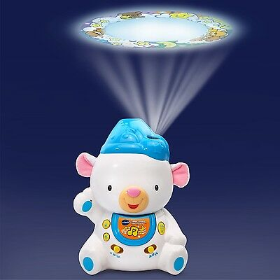 Baby Sleepy Lullabies Projector Nature Sounds Music Crib Sweet Dream Toys Gift