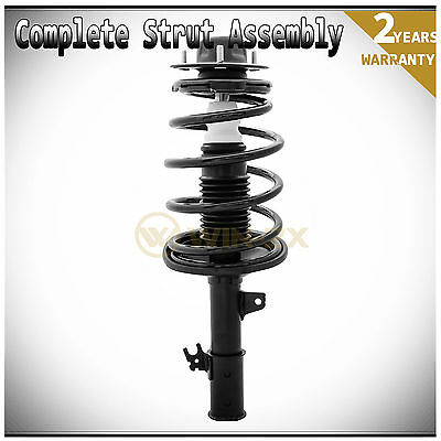 Suspension Strut and Coil Spring Assembly-Strut-Plus Front Left KYB fits Tundra