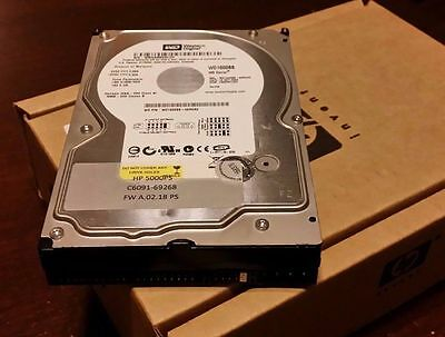 Hp Designjet 5000Ps New Hard Drive Disk C6091-69268 / C6091-60268 5000 Ps Hdd