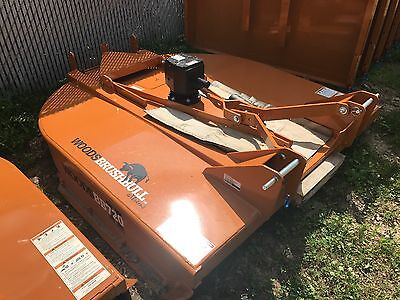"New Woods BB720X 72"" 3 Point Rotary Mower, Brush Mower"