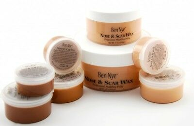 Ben Nye Nose And Scar Wax ALL COLORS NW/LBW/BW