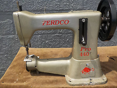 Industrial Sewing Machine Ferdco 440-Leather