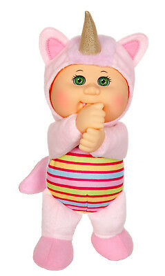 """Cabbage Patch Kids Cuties Doll: 9"""" Fantasy Friends Collection - Opal Unicorn"""