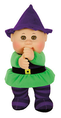"Cabbage Patch Kids Cuties Doll: 9"" Harvest Helpers Collection - Samantha Witch"