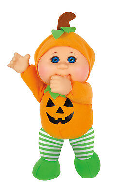 """Cabbage Patch Kids Cuties Doll: 9"""" Harvest Helpers Collection - Oliver Pumpkin"""
