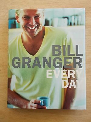 Every Day~Bill Granger~Cookbook~Recipes~256pp HBWC~2006
