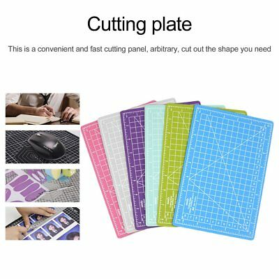 A5 Cutting Mat Single Sided 22*15cm A5 Cutting Plate For Paper Sculpture GA