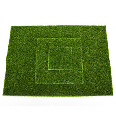 Micro Landscape Decor DIY Mini Fairy Garden Plants Of Artificial Decor Grass FF
