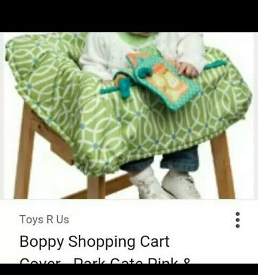 Boopy Shopping Cart Cover