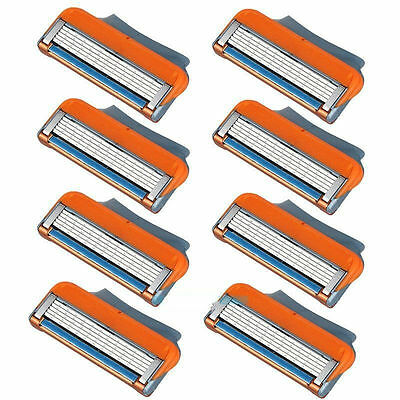 GILLETTE FUSION / FUSION POWER Replacement Razor Blades 4 / 8 Pack