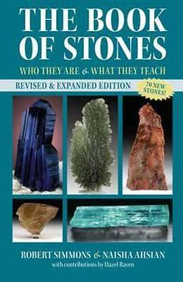 NEW The Book Of Stones, Revised Edition by Naisha Ahsian BOOK (Paperback)