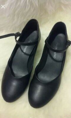 black character shoes-girls