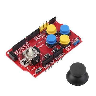 FR4 Wireless Bluetooth DIY Shield V1 Expansion Board Red for DIY Projects