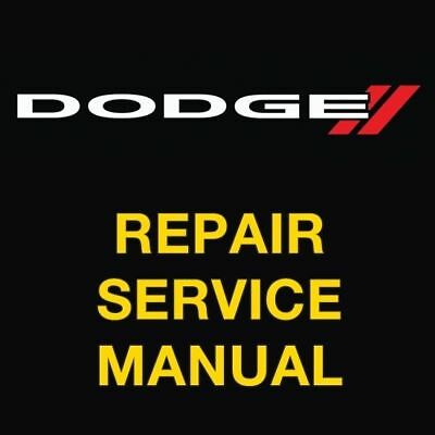 dodge grand caravan 2004 2005 2006 2007 service repair manual rh picclick com Dodge Caravan Transmission Manual 2006 dodge caravan repair manual free