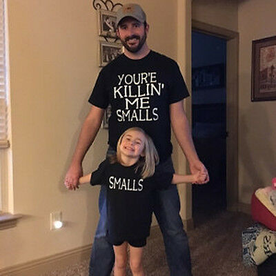 Mom And Dad And Family funny cute Customized T-Shirts Family Clothes Tee Tops