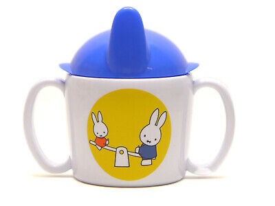 Rosti Mepal 2862252 Trinklernbecher - Miffy Travel, 200 ml