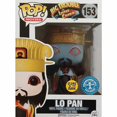 Big Trouble in Little China Ghost Lo Pan Glow in the Dark Exclusive Pop Vinyl