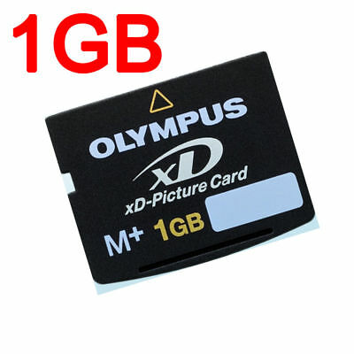 Olympus 1G 1GB XD Picture Memory Card Type M+ M-XD1GMP For OLYMPUS FUJIFILM