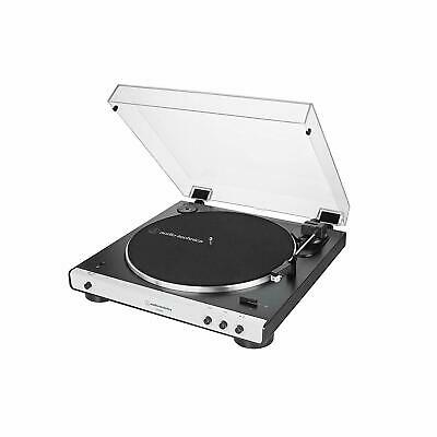 Audio Technica Fully Automatic BlueTooth Stereo Turntable System|AT-LP60BK-BT