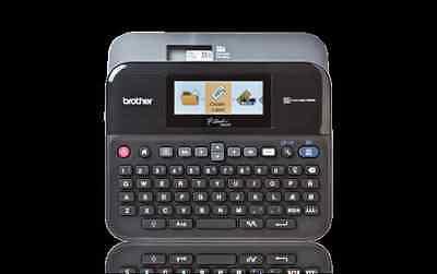 BROTHER P-touch PT-D600VP inkl Tragekoffer OVP