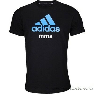 Special Offer - Adidas Kids MMA T-Shirt RRP £19.99 NOW £5.99 FREE DELIVERY