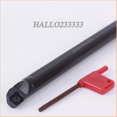 S16Q-SCLCR09 Lathe Boring Bar Turning Tool Holder for CCMT09T304 Insert CNC