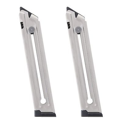 Ruger Mark III 3 and IV 4 Magazine 10-Round 22LR Value 2-Pack 90645 Factory