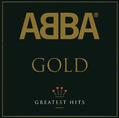 NEW-SEALED! ABBA Gold Greatest Hits CD Best Of Compilation Swedish Pop