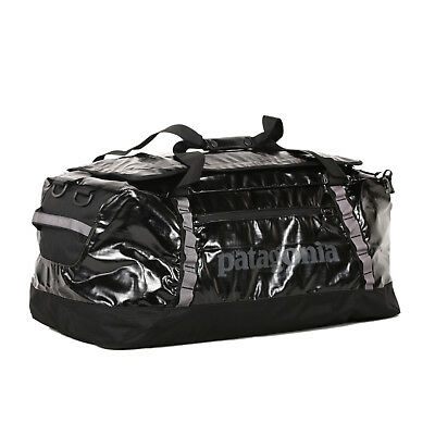 Patagonia Black Hole 90L Duffel Bag, in Black, Red, Navy, Strait Blue, and More
