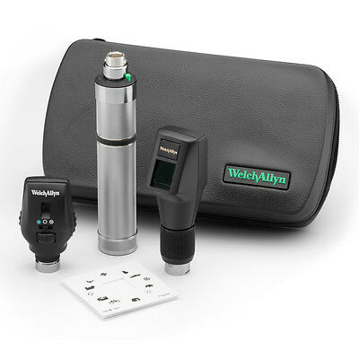 Welch Allyn 18320-C Halogen Ophthalmic Set including Ophthalmoscope Retinoscope