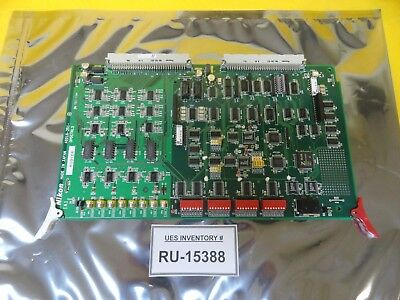 Nikon 4S018-351-A Control Board PCB OPDCTRL2 NSR-S204B Step-and-Repeat Used